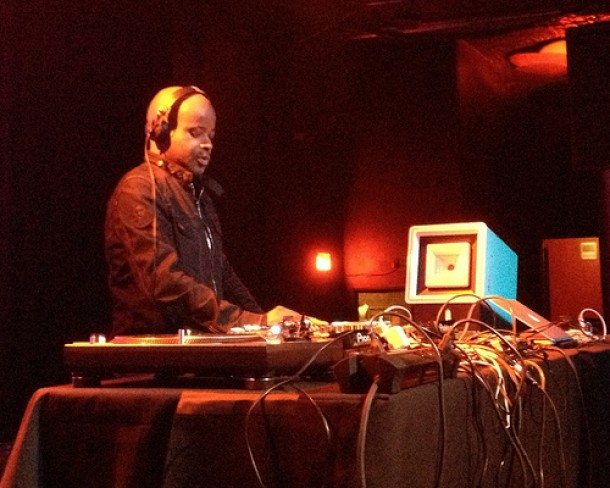 Juan Atkins plays SSR047 – Piltdown Sound – The Work @ Decibel 2013