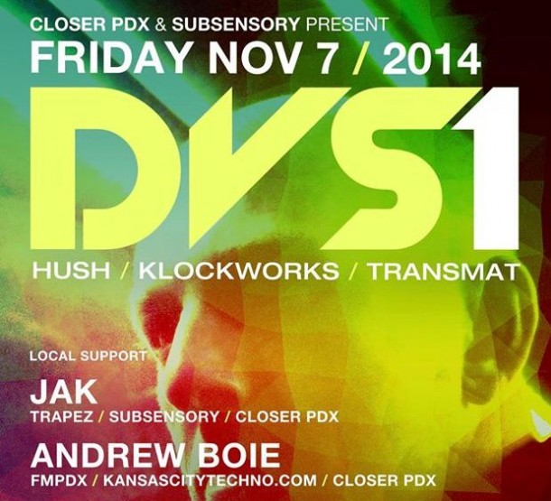 JAK live dj mix at Closer PDX presents