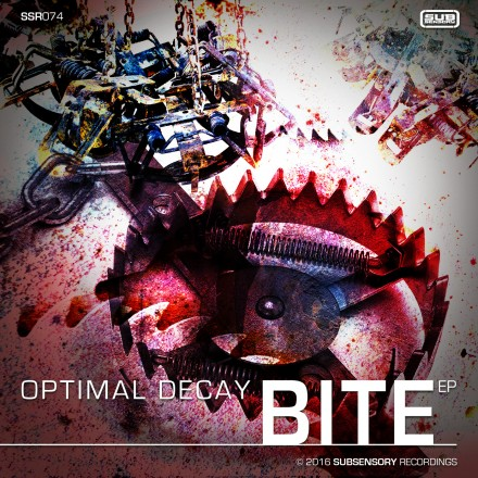 SubSensory relaunches with debut EP from U.S.  techno artist Optimal Decay