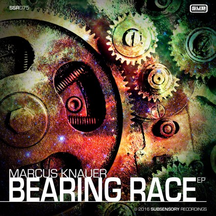 "Marcus Knauer debuts on SubSensory with ""Bearing Race"""